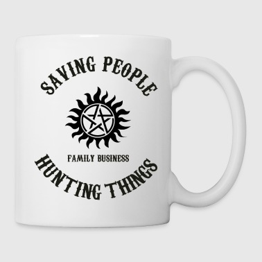 SAVING PEOPLE - Coffee/Tea Mug