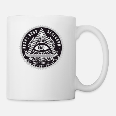 Orders Of Chivalry illuminat new world order - Mug