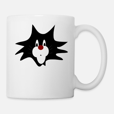 Funny Animals Funny Cat Animal - Coffee/Tea Mug