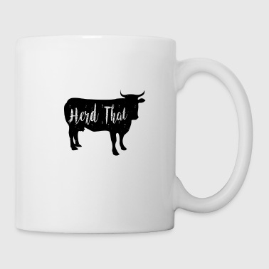 Herd That - Coffee/Tea Mug