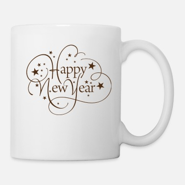 Happy New Year Happy New Year - Mug