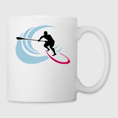Surfer Surfer - Coffee/Tea Mug