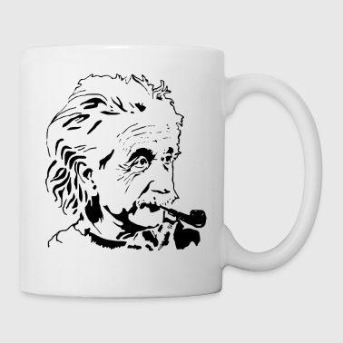 Albert Einstein physicist - Coffee/Tea Mug