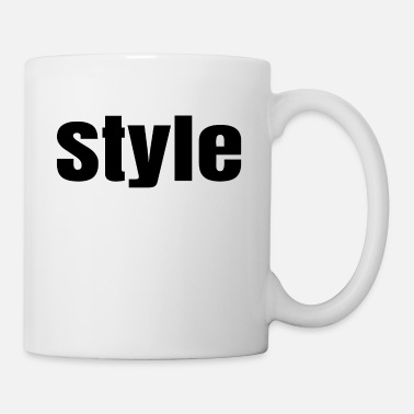 Style Style - Coffee/Tea Mug