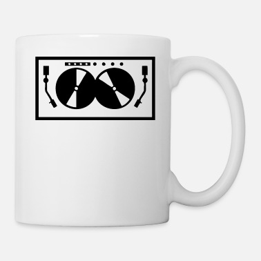 Disc Jockey disc jockey - Coffee/Tea Mug