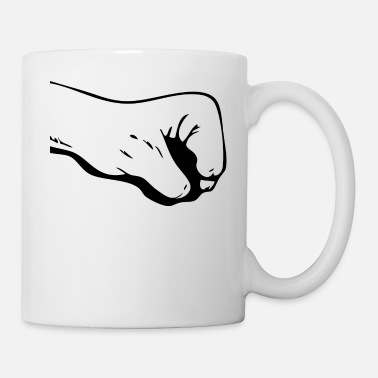 Fist fist - Coffee/Tea Mug
