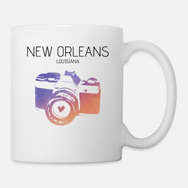 New Orleans Camera New Orleans - Coffee/Tea Mug
