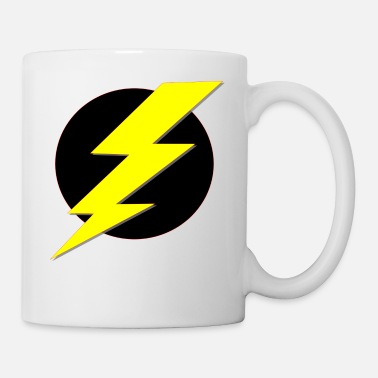Lightning Bolt lightning bolt - Coffee/Tea Mug