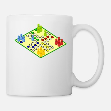 Board Game board game - Coffee/Tea Mug