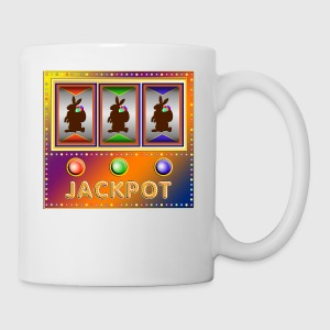 Slot machine with easter bunnies by peterfotografik spreadshirt get this design on other amazing products thecheapjerseys Choice Image