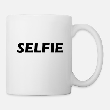 Selfie selfie - Coffee/Tea Mug
