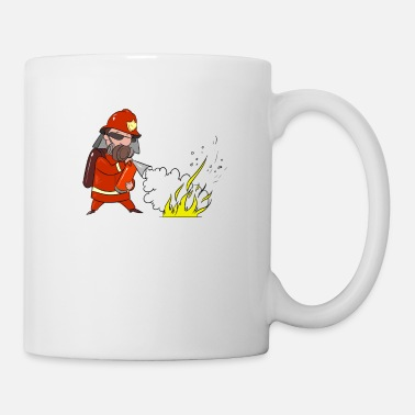 Fire Fire Fighter - Mug