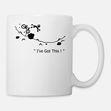 Cycling humor cycling - Mug