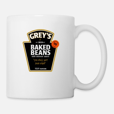 Grey greys - Coffee/Tea Mug