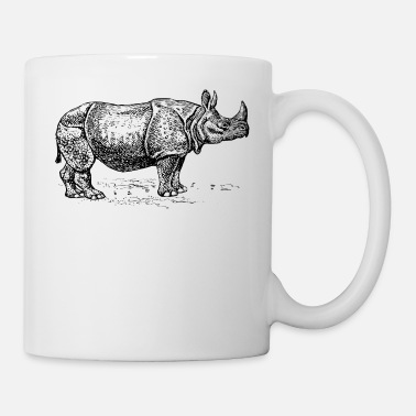 Rhino rhino - Coffee/Tea Mug