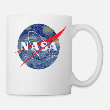 Night NASA starry night - Mug
