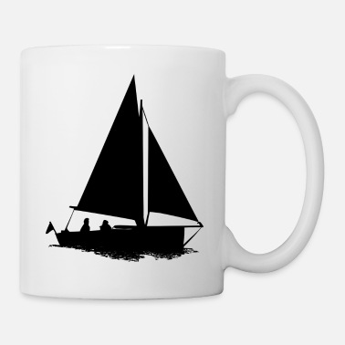 Sailboat sailboat - Coffee/Tea Mug
