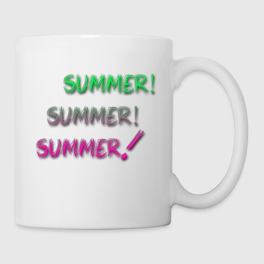summer summer summer - Coffee/Tea Mug