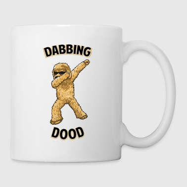 Dabbing Dood Goldendoodle - Coffee/Tea Mug