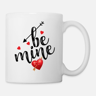 Valentine's Day Be Mine Valentines - Mug