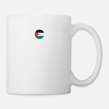 Country HOME ROOTS COUNTRY GIFT LOVE STOLZ Jordanien - Mug