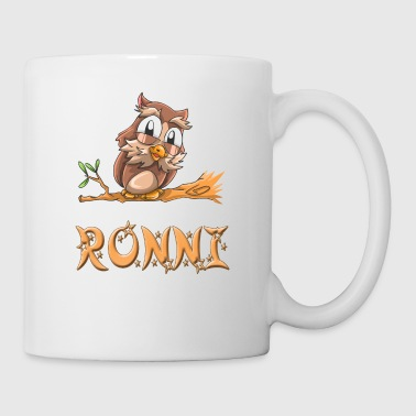Ronnie Ronni Owl - Coffee/Tea Mug