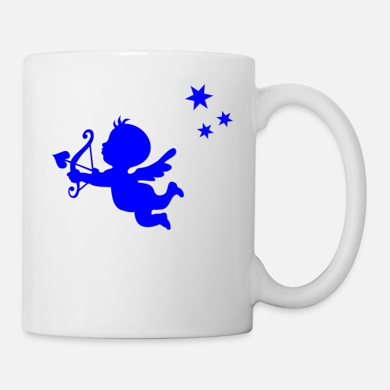 Love Mugs & Drinkware - cupid - Mug white
