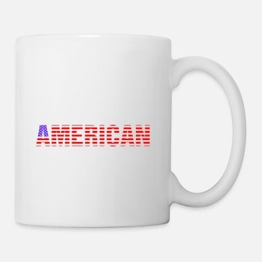 Look Good Smart Good Looking American - Coffee/Tea Mug