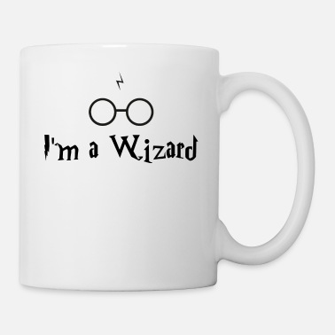 Harry Potter I'm a Wizard - Harry Potter B - Coffee/Tea Mug