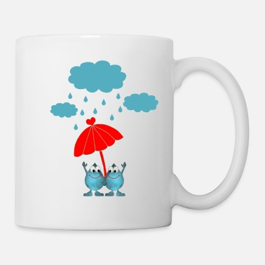 Rain Rain - Coffee/Tea Mug