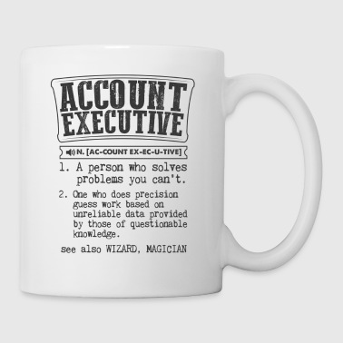 Account Executive Definition Gift Mug - Coffee/Tea Mug