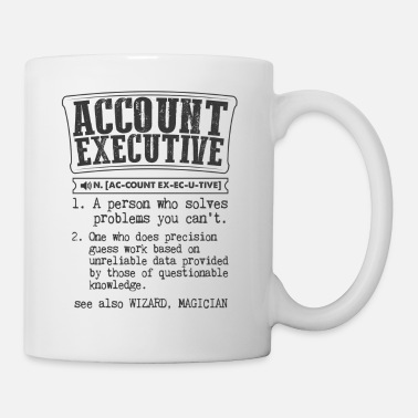 Account Executive Definition Gift Mug - Mug
