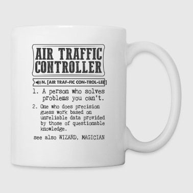 Air Traffic Conttroller Definition Gift Mug - Coffee/Tea Mug