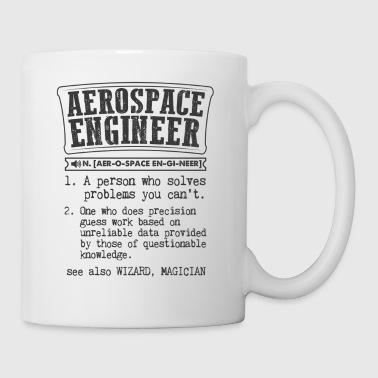 Aerospace Engineer Definition Gift Mug - Coffee/Tea Mug