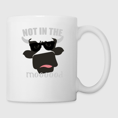 not in the mood - Coffee/Tea Mug