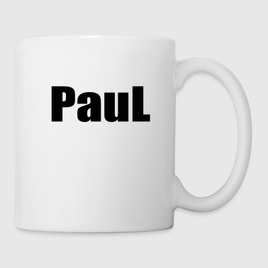 PAUL - Coffee/Tea Mug