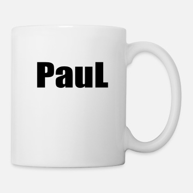 Paul PAUL - Coffee/Tea Mug