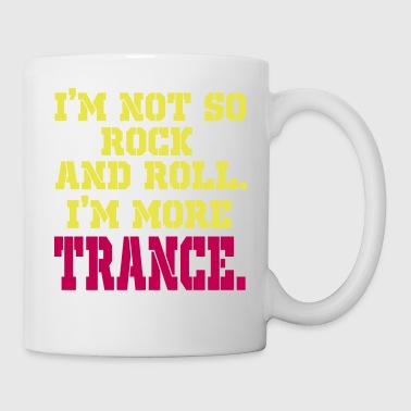 trance trance - Coffee/Tea Mug