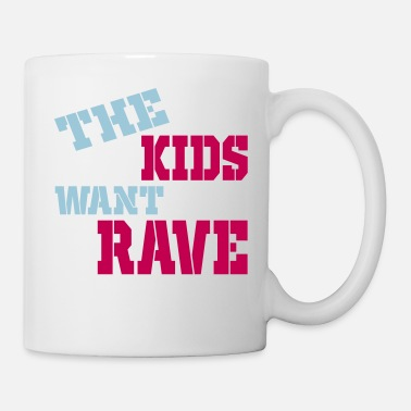 Rave rave - Coffee/Tea Mug