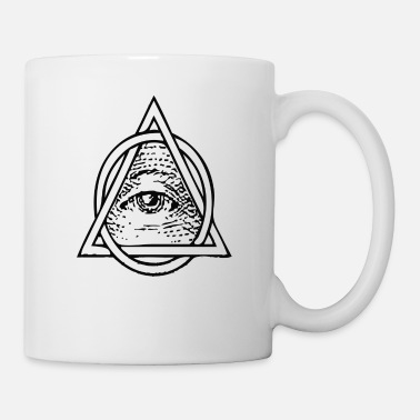 All Seeing Eye All Seeing Eye - Mug