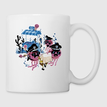 Under Water Criminal - Coffee/Tea Mug