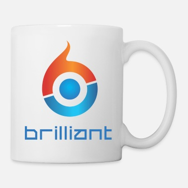 Brilliant Brilliant - Coffee/Tea Mug