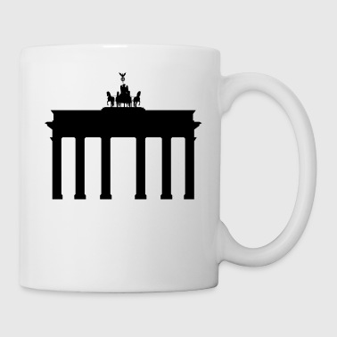 Brandenburg Gate Brandenburg Gate - Coffee/Tea Mug