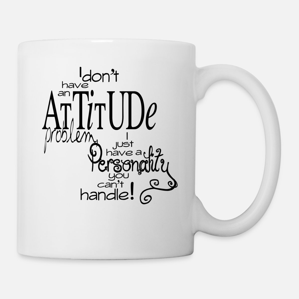 funny quotes funniest jokes Coffee/Tea Mug - white