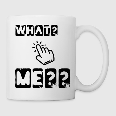 what me - Coffee/Tea Mug