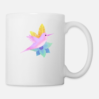 Colorcontest Hummingbird - Mug