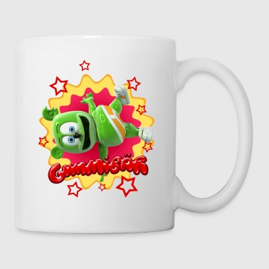 Gummibär Starburst - Coffee/Tea Mug