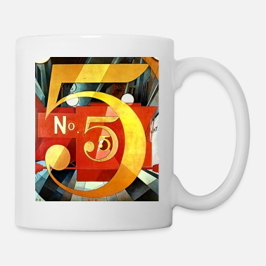 Charles charles_demuth__figure_5_apparell_1 - Coffee/Tea Mug