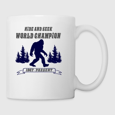 Hide & Seek World Champion - Coffee/Tea Mug