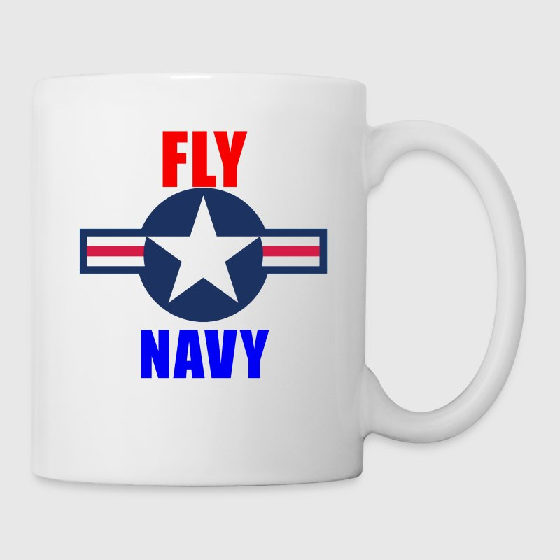 Fly Navy Naval Aviation Design - Coffee/Tea Mug